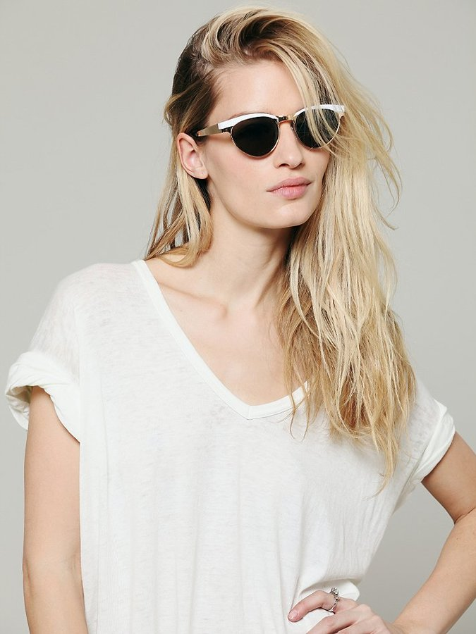 Free People Celluloid Sunglasses