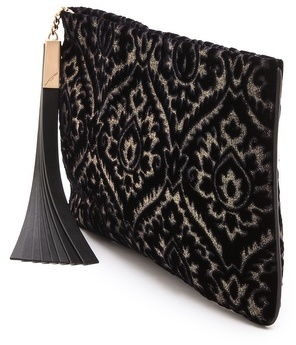 Brian Atwood Lana Oversized Clutch