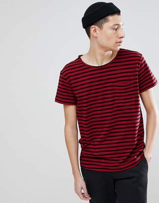 Weekday Rumor Stripe T-Shirt
