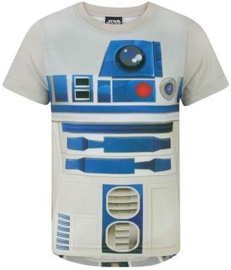 Star Wars Childrens/Boys R2-D2 Sublimation T-Shirt