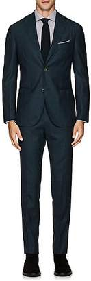 "Boglioli Men's ""K Suit"" Virgin Wool Two-Button Suit - Lt. Blue"