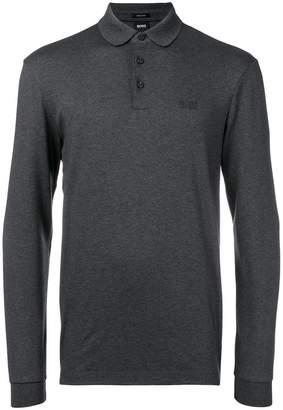 HUGO BOSS longsleeved polo shirt