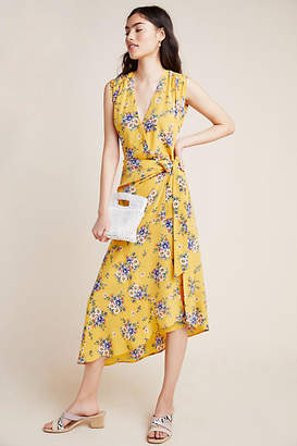 Yumi Kim Bouquet Silk Dress