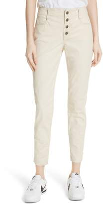 A.L.C. Owen Lace-Up Ankle Pants