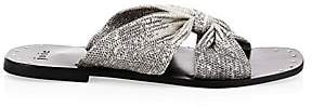 Joie Women's Bentia Ring Lizard Slide Sandals