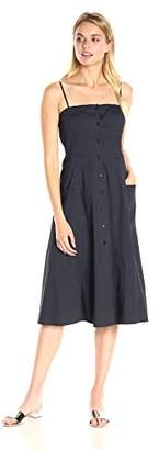 Theory Women's Kayleigh Crunch Wash Dress