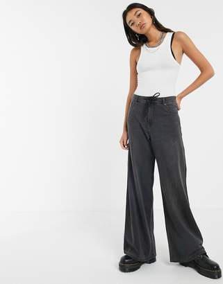 Cheap Monday Ideal wide leg pants
