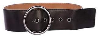 Michael Kors Metallic Wrap Belt