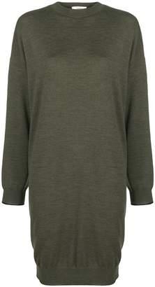 Ports 1961 long-sleeve sweater dress