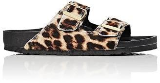 Birkenstock Women's Arizona Double-Buckle Sandals $225 thestylecure.com