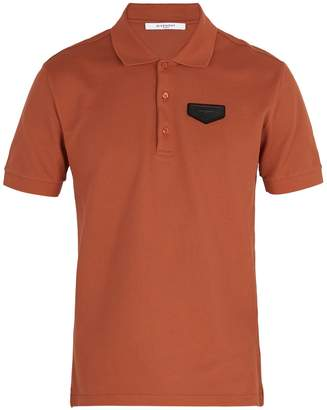 Givenchy Antigona-patch polo shirt