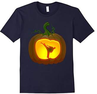 karate shirt Pumpkin Halloween