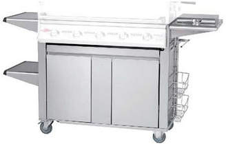 BeefEater Signature 5-Burner Grill Cart