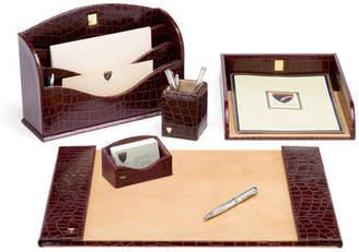 Aspinal of London Chairman's Desk Set