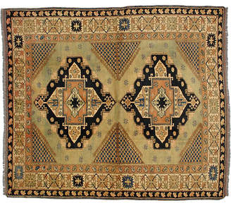 "One Kings Lane Vintage Kazak Rug - 6'3"" x 7'4"" - R. Banilivi and Son"