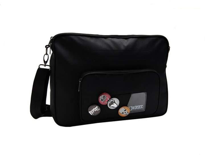 Elegant Mens Cross Body Bags Watch Dogs 2 Marcus Holloway Messenger Backpack Shoulder Bags