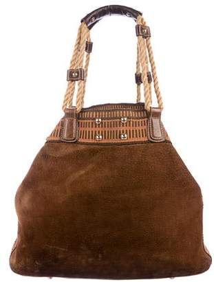 5ef5c37c3e66 Canvas Rope Tote - ShopStyle
