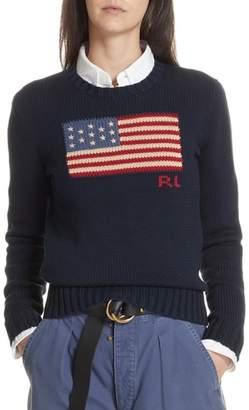 Polo Ralph Lauren Flag Sweater