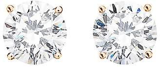Crislu Classic Brilliant Stud Earrings