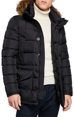 c79a4933d Moncler Fur Men - ShopStyle Canada