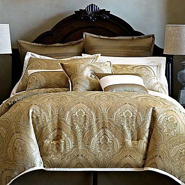 Royal Velvet Adina 7-pc. Comforter Set & Accessories