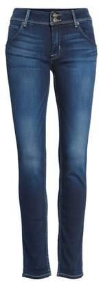 Hudson 'Elysian - Collin' Mid Rise Skinny Jeans