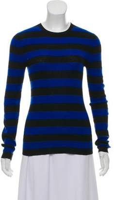 Michael Kors Striped Long Sleeve Sweater