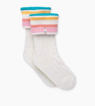 UGG Sienna Short Rain Boot Sock