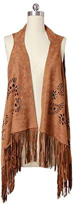 Saachi Women's Fringed Wrap