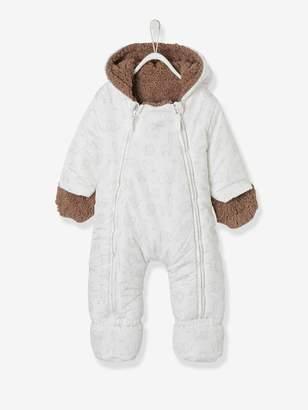 df45d5e4c Vertbaudet Convertible Baby Snowsuit
