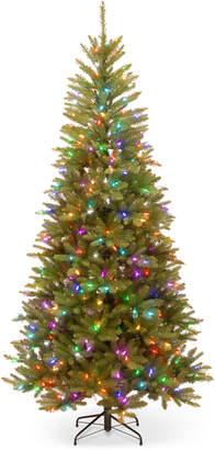 National Tree Company 7.5' Feel Real Tree With Led Lights