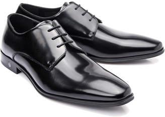 Versace Polished Leather Dress Shoe