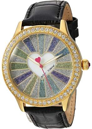 Betsey Johnson BJ00131-115 - Spread Love Watches