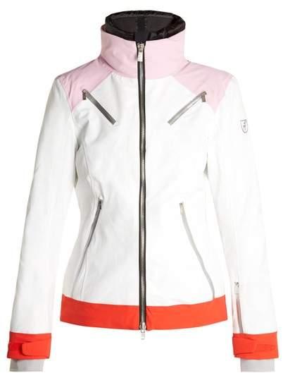 TONI SAILER Vinny tri-colour technical ski jacket