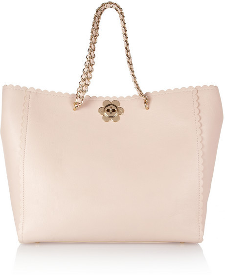 Mulberry Cecily oversized leather shopper