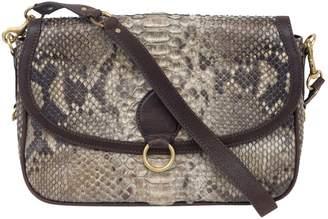 Kendall Conrad Python handbag