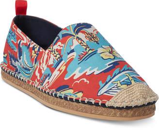 Polo Ralph Lauren Men's Aloha Barron Espadrille Slip-Ons Men's Shoes