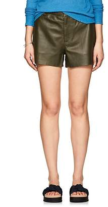 Zadig et Voltaire ZADIG ET VOLTAIRE WOMEN'S SAMOS LEATHER SHORTS