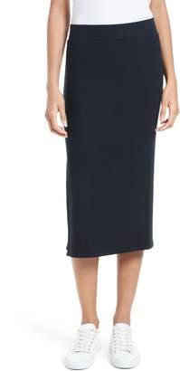 ATM Anthony Thomas Melillo Side Slit Tube Skirt