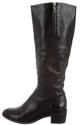 Belle by Sigerson Morrison Round-Toe Knee-High Boots