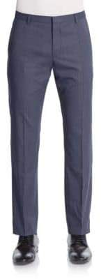 HUGO BOSS Jeffrey Virgin Wool Trousers