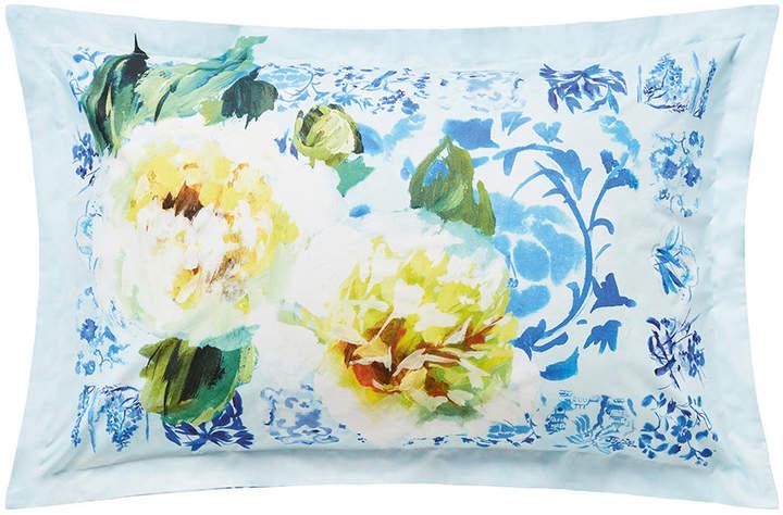 Majolica Pillowcase - Oxford