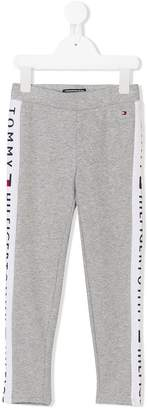 Tommy Hilfiger Junior side logo track pants