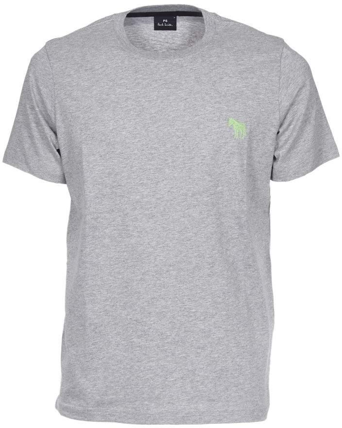 Zebra Embroidered T-shirt