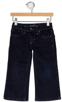 Joe's Jeans Girls' Five Pockets Straight-Leg Jeans