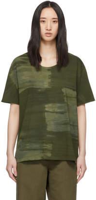 Raquel Allegra Green New Boxy T-Shirt