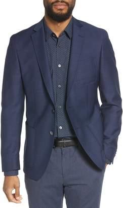 BOSS Raye Extra Trim Fit Wool Sport Coat
