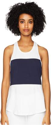 Kate Spade Athleisure Color Block Tank Top Women's Sleeveless