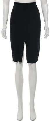ATEA OCEANIE Knee-Length A-Line Skirt