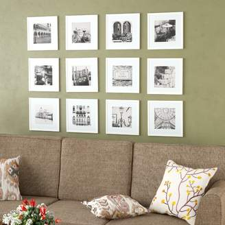 Andover Mills Noland 12 Piece Matted Picture Frame Set